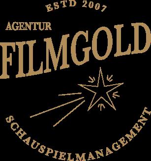 Filmgold Logo, ohne Hintergrund